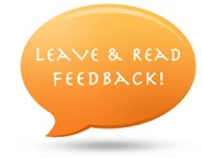 Leave and Read Feedback on us by clicking here