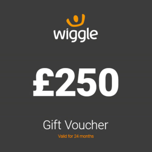 Wiggle fitness gift voucher