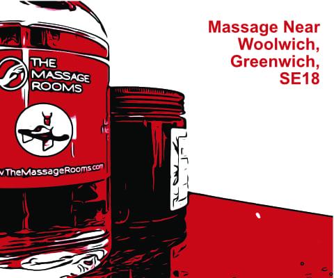 massage in Woolwich, SE18