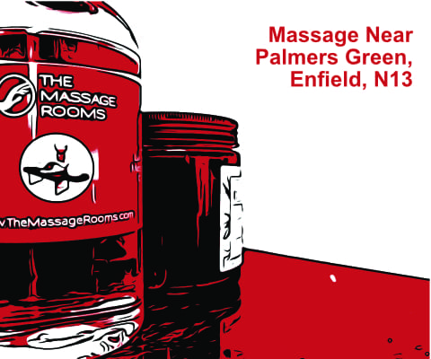 massage in Palmers Green, Enfield, N13