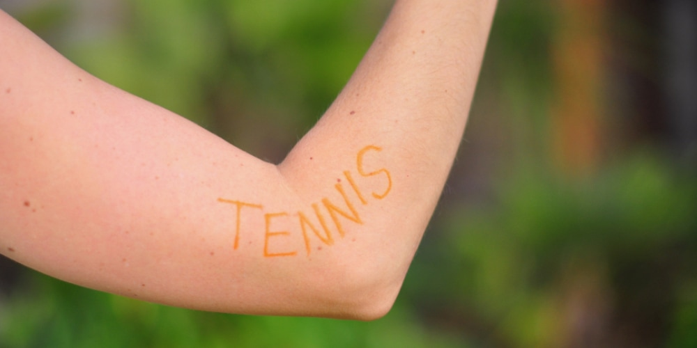 massage for tennis elbow, pain relief